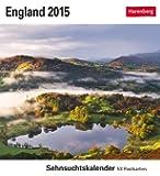 England Sehnsuchtskalender 2015: Sehnsuchtskalender, 53 Postkarten