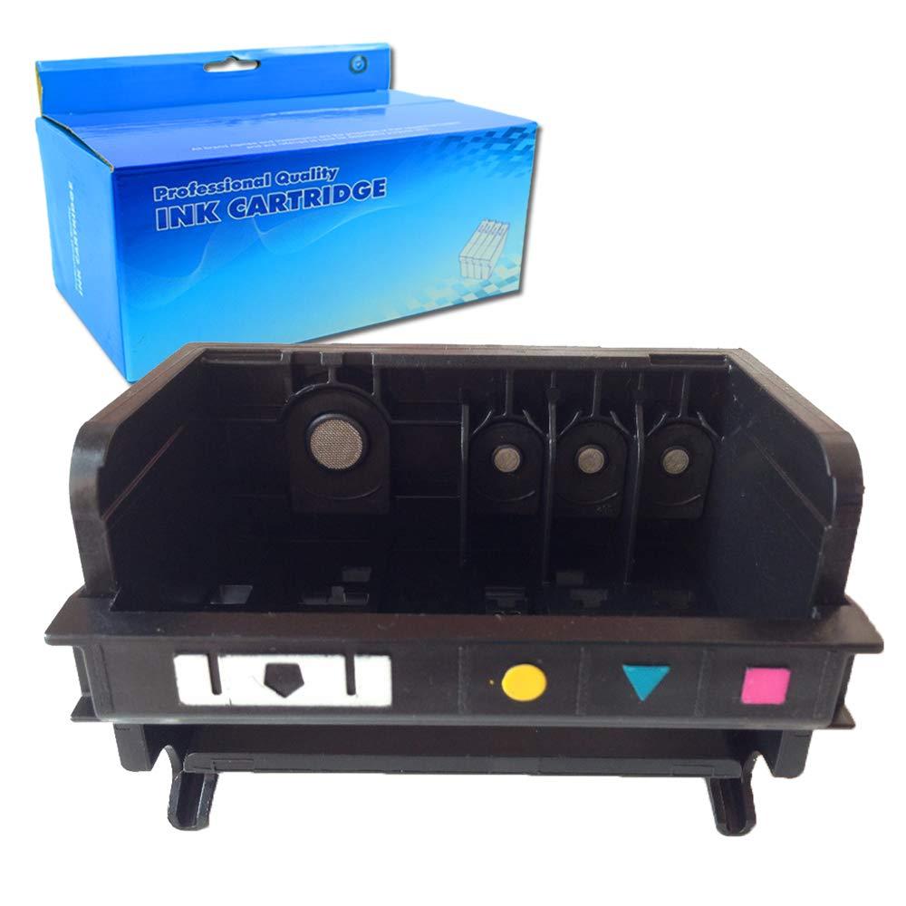 ouguan 1 x HP 564 5-Slot Compatible cabezal de impresión ...