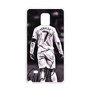 Ronaldo Bestselling Hot Seller High Quality Case Cove Hard Case For Samsung Galaxy Note4