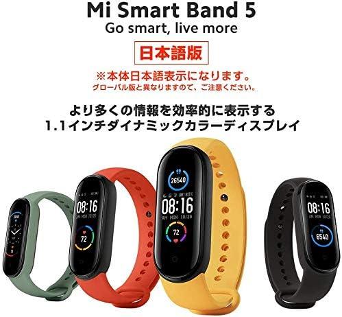 Band 語 Mi 5 日本