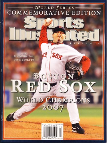 (Sports Illustrated, World Series Boston Red Sox, 2007 Commemorative Issue)