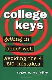 College Keys, Roger W. McIntire, 0964055872