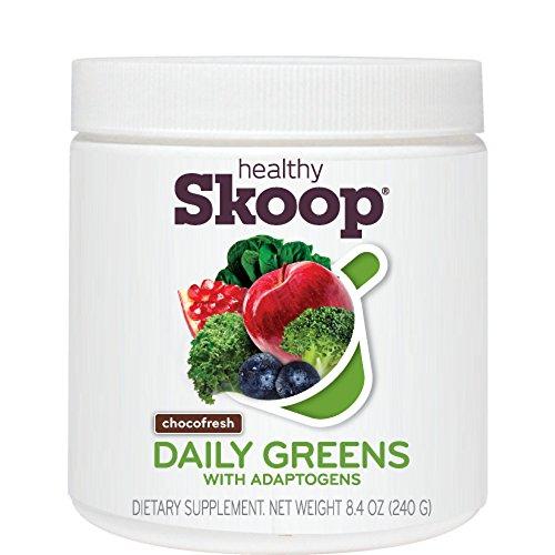 Healthy Skoop Plant Based Adaptogens Chocofresh