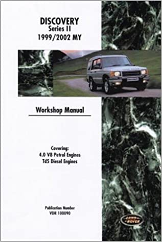 Land rover discovery workshop manual 1999 2002 rover group ltd land rover discovery workshop manual 1999 2002 fandeluxe Gallery