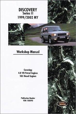 landrover td5 workshop manual