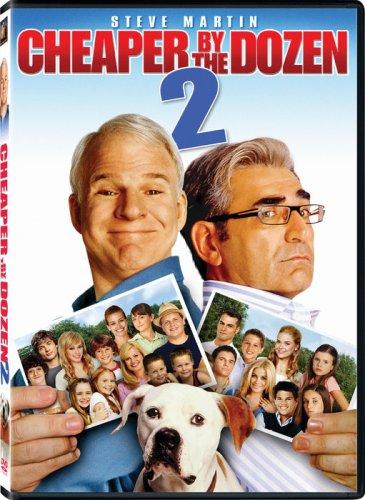 Cheaper Dozen 2 Steve Martin