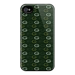New Arrival Iphone 4/4s Case Green Bay Packers Case Cover