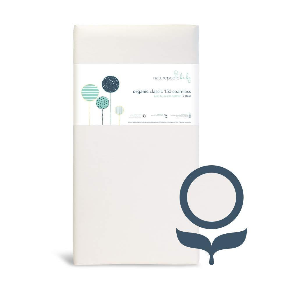 Organic Crib Mattress (Certified GOTS and GreenGuard)