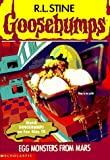 Egg Monsters from Mars, R. L. Stine, 0590568795