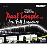 Paul Temple und der Fall Lawrence (Paul Temples Fälle, Band 4)