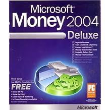 Microsoft Money Deluxe 2004 [Old Version]