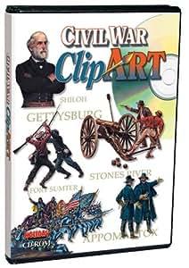 Amazon.com: Civil War Clip Art