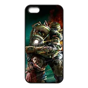 Bioshock iPhone 5 5s Cell Phone Case Black yyfD-356139