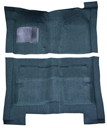 - Factory Fit - ACC 1968-1971 Ford Torino Carpet Replacement - Loop - Complete | Fits: 4DR, Hardtop