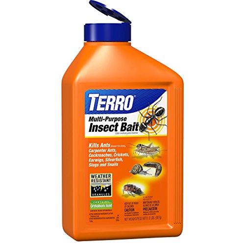 TERRO Multi-Purpose Insect Bait T2401, 2Lbs