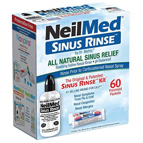 Neilmed Sinus Rinse A