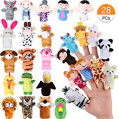 Bestselling Finger Puppets