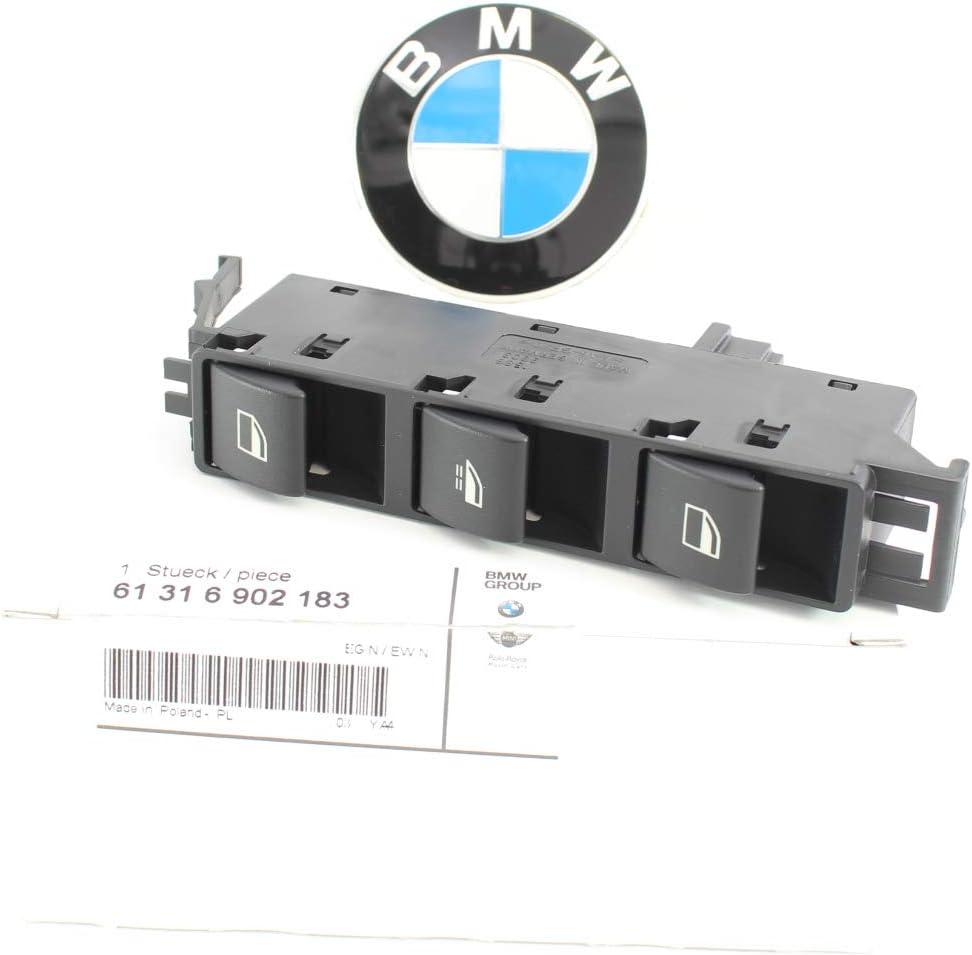 Original Bmw Schalter Fensterheber Fahrer Links 3er E46 Cabrio 61316902183 Neu Auto