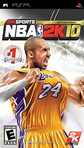 NBA 2K10 - Sony PSP by 2K Games