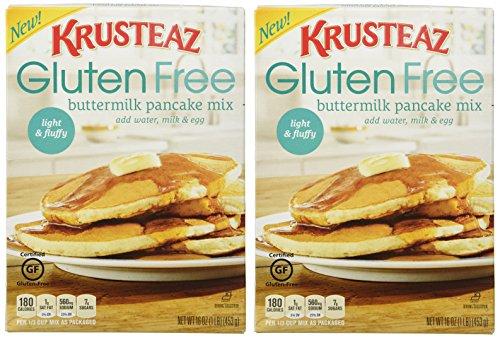 Krusteaz Gluten Free Pancake Buttermilk