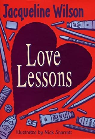 book cover of Love Lessons
