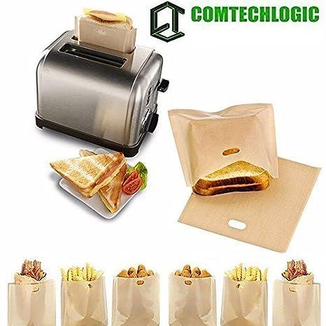comtechlogic cm-4004 útil Reutilizable Antiadherente ...