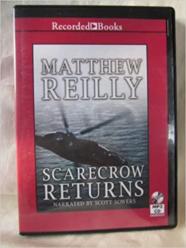 Scarecrow matthew epub reilly