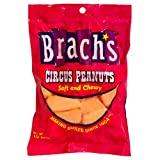 Brach's Circus Peanuts, 6.5-Ounce Bags (Pack of 12)