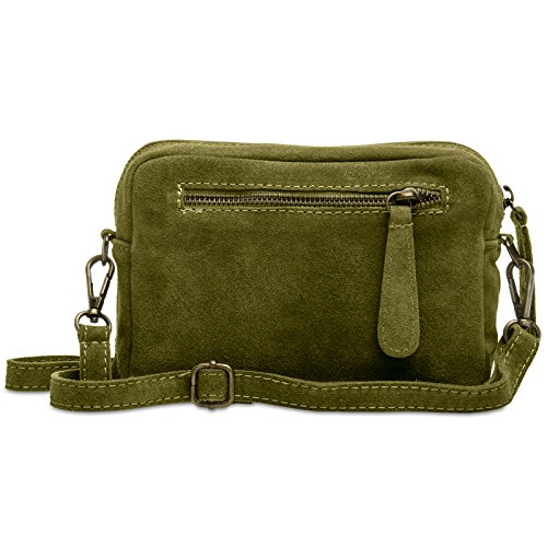 Grün Women's Body Oliv Body CASPAR green Bag Cross Fashion CASPAR Fashion Women's Cross CxBqZwA