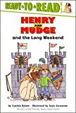 Henry and Mudge and the Long Weekend, Cynthia Rylant, 0689810091