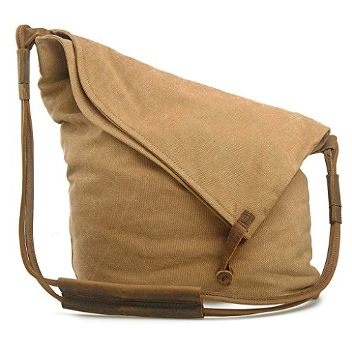 Crossed For Khaki Topteck Bag Women Brown Duffel Aw7BfnZ