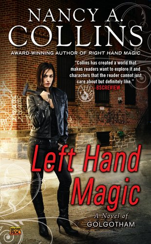 book cover of Left Hand Magic