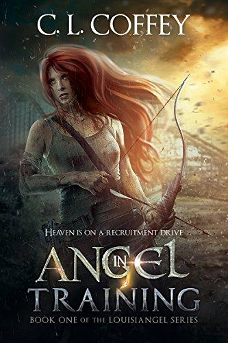 Angel in Training (The Louisiangel Series Book 1)