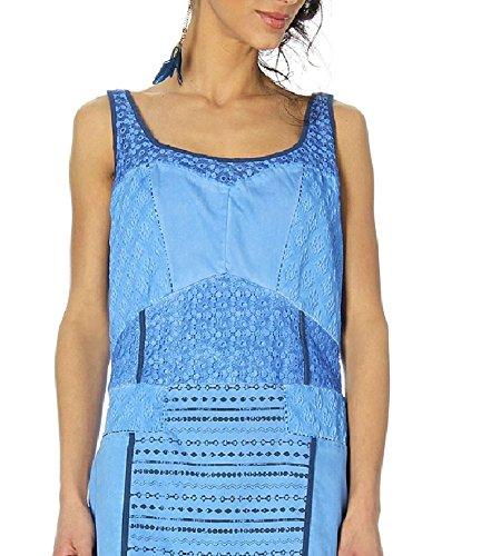 Kleid Blau Blau Die Never Damen Angels qw1RTtz
