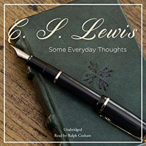 Some Everyday Thoughts Audiobook