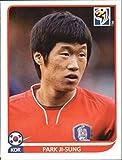 2010 Panini World Cup Stickers #154 Park Ji-Sung - NM-MT