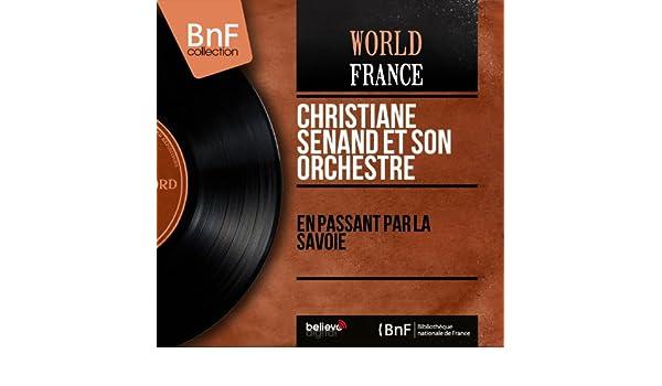 La contredanse de Christiane Senand et son orchestre en ...