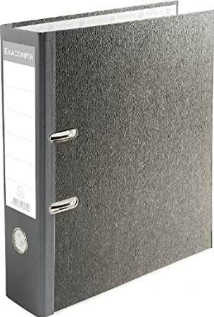 Amazon.com: Exacompta 53710E - Archivador con 2 anillas (A4 ...