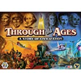 Eagle Games Through The Ages Strategy Game