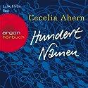 Hundert Namen Hörbuch von Cecelia Ahern Gesprochen von: Luise Helm