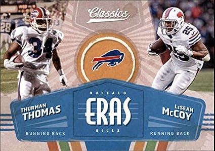 401768fd5 Amazon.com  2018 Classics Football Eras  4 LeSean McCoy Thurman ...