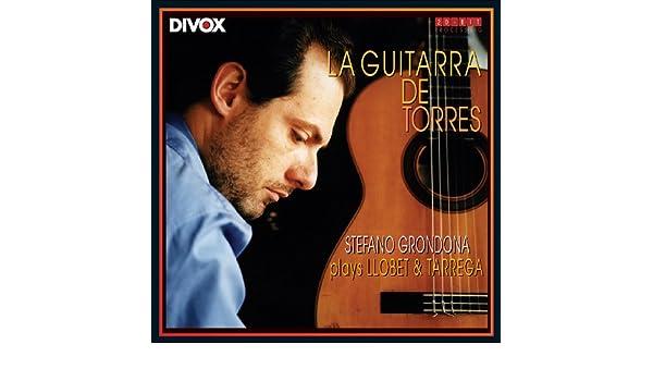 La Guitara de Torres: Llobet, Tarrega: Amazon.es: Música