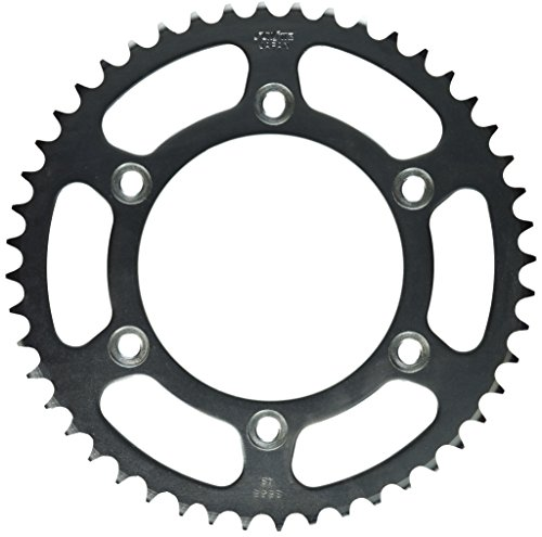 (Sunstar 2-356548 48-Teeth 520 Chain Size Rear Steel Sprocket)