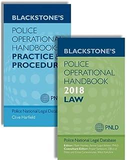Blackstones police operational handbook 2018 amazon police blackstones police operational handbook 2018 law practice and procedure pack fandeluxe Choice Image