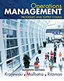 img - for Operations Management: Processes and Supply Chains (11th Edition) book / textbook / text book