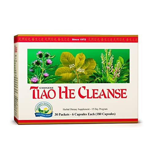 Nature's Sunshine Tiao He
