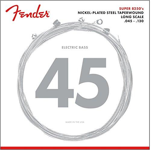 Fender 8250 Bass Strings (V-String)