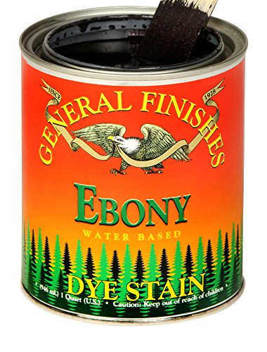 General Finishes DQE Water Based Dye, 1 Quart, -