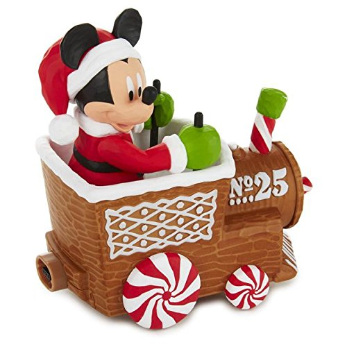 Hallmark 2016 Disney Express Christmas Train Full Collection