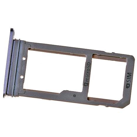 Repuesto Original, Bandeja Tarjeta SIM y SD para Samsung Galaxy S7 ...